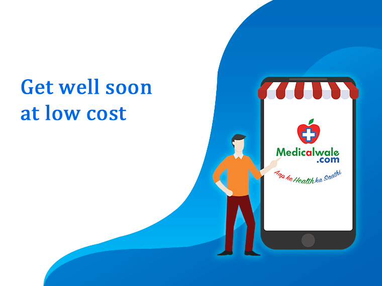 get well soon with medicalwale app and website